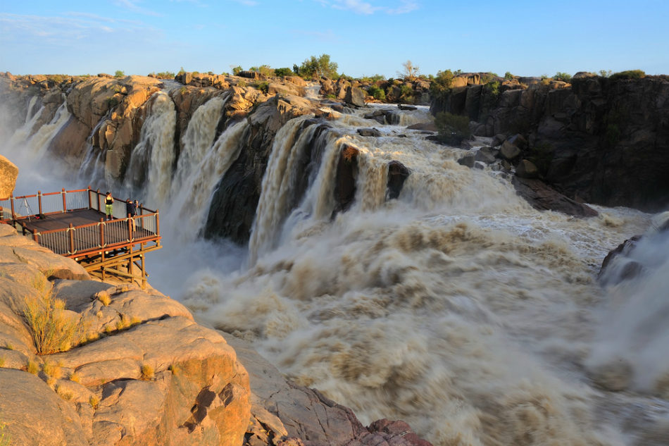 Augrabies Falls, South Africa (Shutterstock)