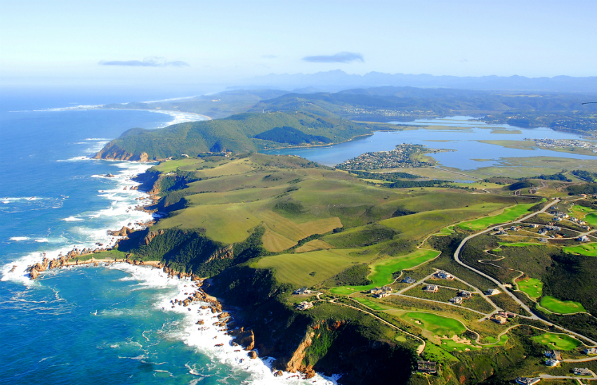 Pezula Golf Club, Knysna Heads, South Africa (Shutterstock)