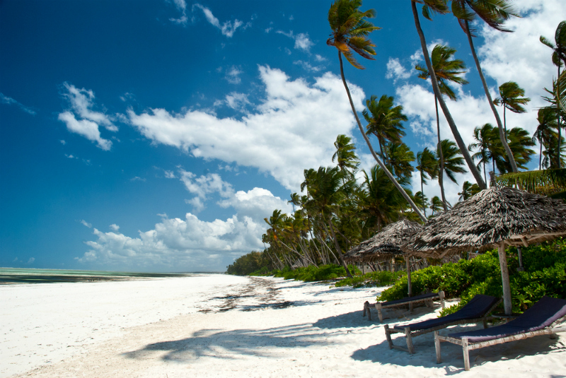 best beaches in zanzibar