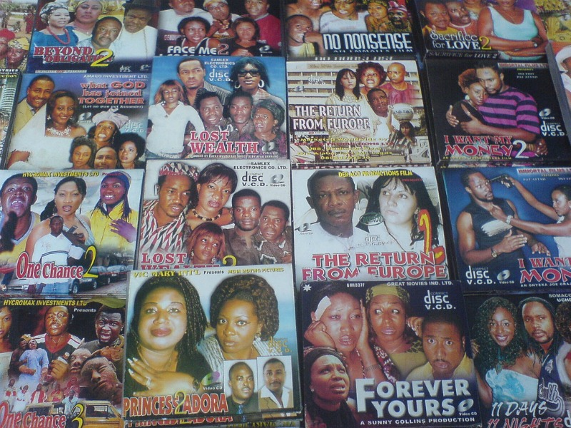 Films from Nigeria (Paul Keller / Flickr)