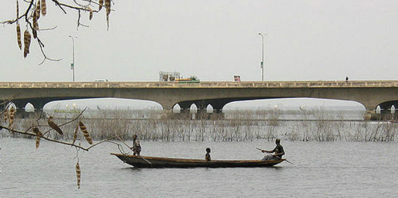 The Third Mainland Bridge, Lagos, Nigeria (Zouzou Wizman, flickr)