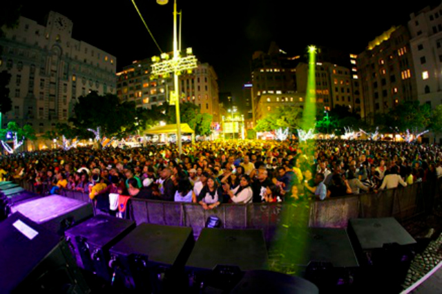 (Courtesy of Cape Town International Jazz Fest)