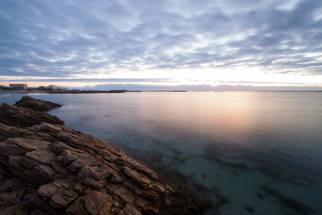 Seascape in Port Nolloth, South Africa (Shutterstock)