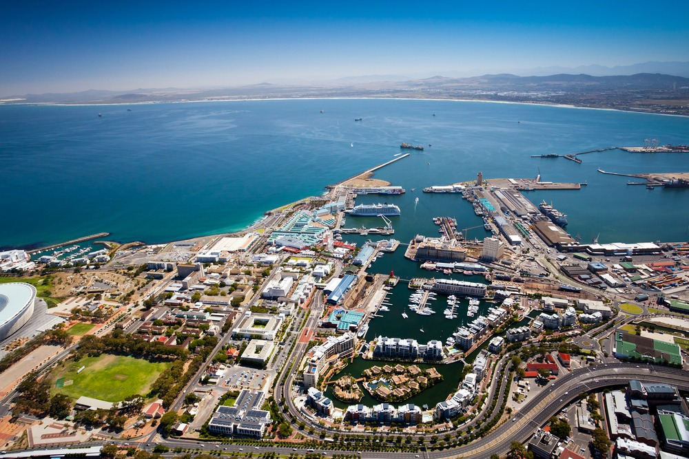 V&A Waterfront, Cape Town (Shutterstock)