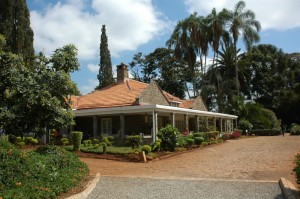Karen Blixen house, Nairobi. Photo: Shutterstock