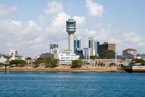 Dar es Salaam waterfront (Shutterstock)