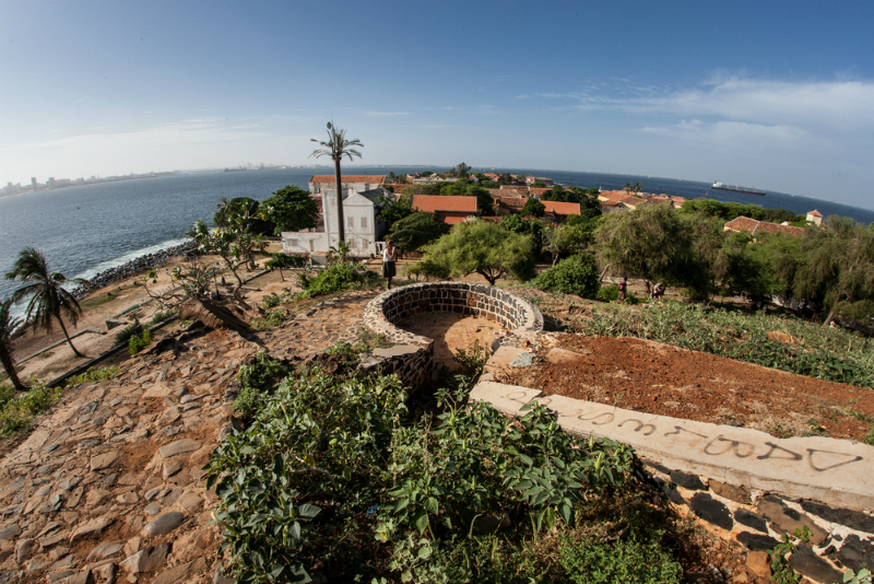 Goree Island, Senegal (Shutterstock)