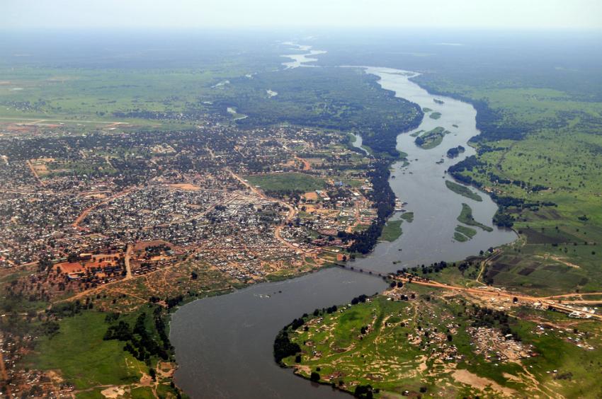 The Nile River at Juba, South Sudan (Shutterstock)