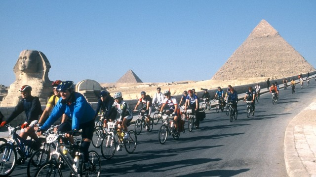 First Person Africa: Cycling from Cairo to Cape Town