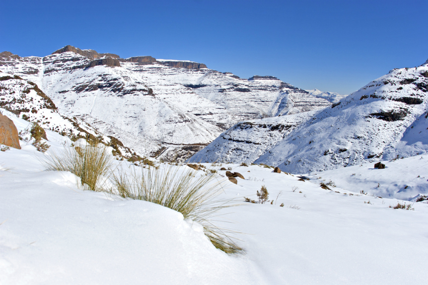 Maluti mountains, Lesotho (Shutterstock)