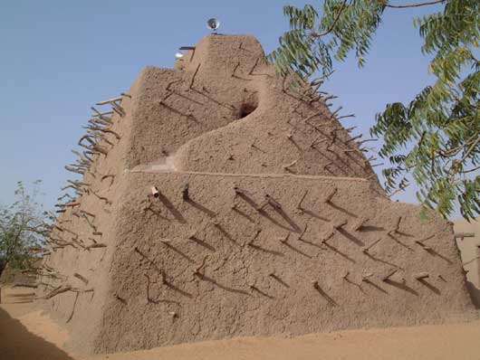 Tomb of Askia, Mali (Taguelmoust / fr.wikipedia.org)