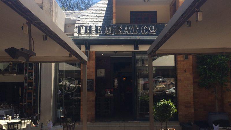 Meat Co. outside