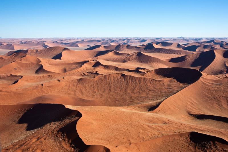 Sossusvlei Dunes, Namibia (Shutterstock) deserts in africa
