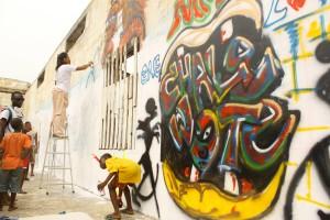 Chale Wote Street Art Festival Accra