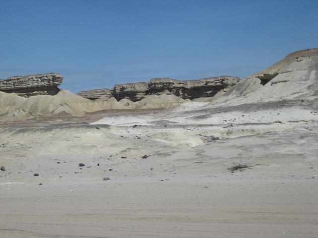angola desert