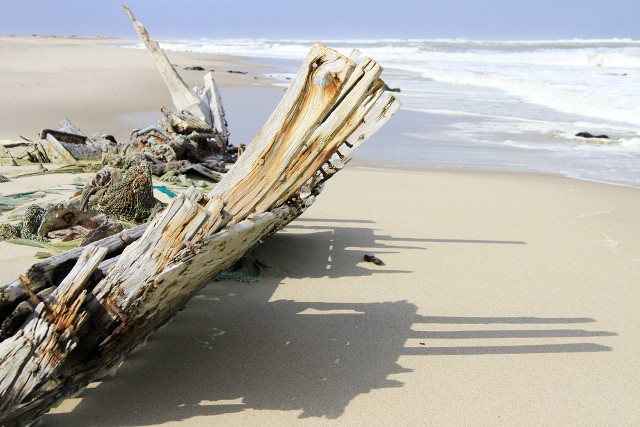 skeleton coast wreck