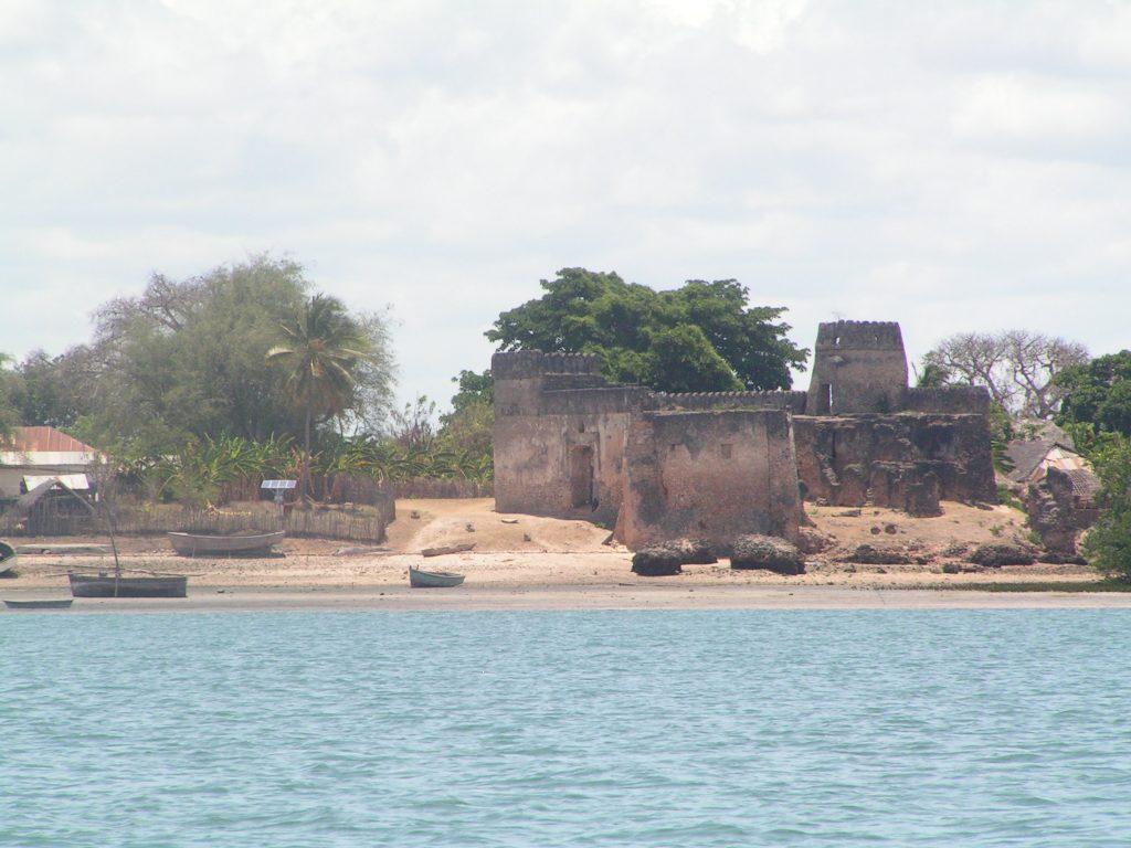 Kilwa Fort, Kilwa Kisiwani (wikipedia)