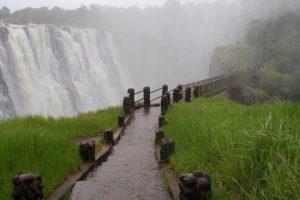 Victoria Falls Rain