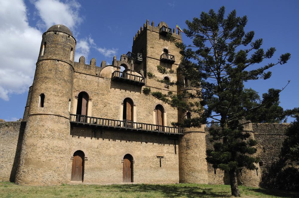 Fasilides Castle ethiopia