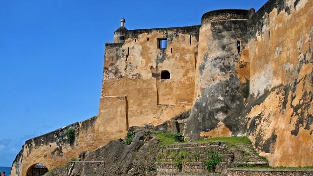 fort jesus mombasa