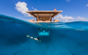 Underwater Hotel Room Opens in Tanzania