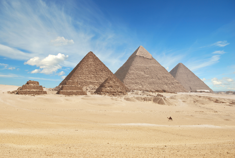10 Most Fascinating Pyramids Of Egypt Afktravel