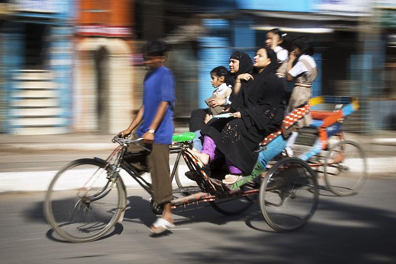 Transportation (Jorge Royan/Wikimedia Commons)
