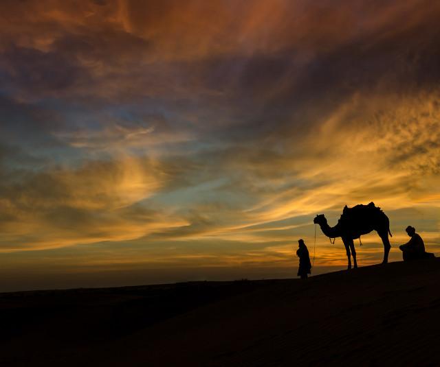 arab travelers
