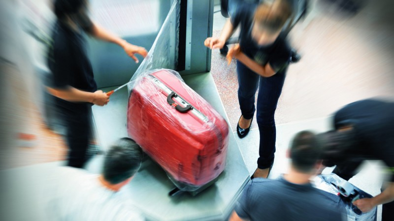 South African Airways Begins Baggage Wrapping To Prevent Theft