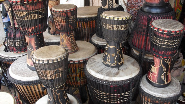 Sounds And Beats: 10 Unique African Musical Instruments