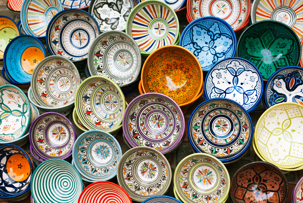 Arts And Crafts In Morocco
