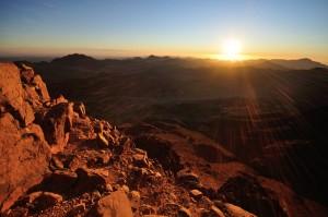 Spiritual Hiking on Mount Sinai