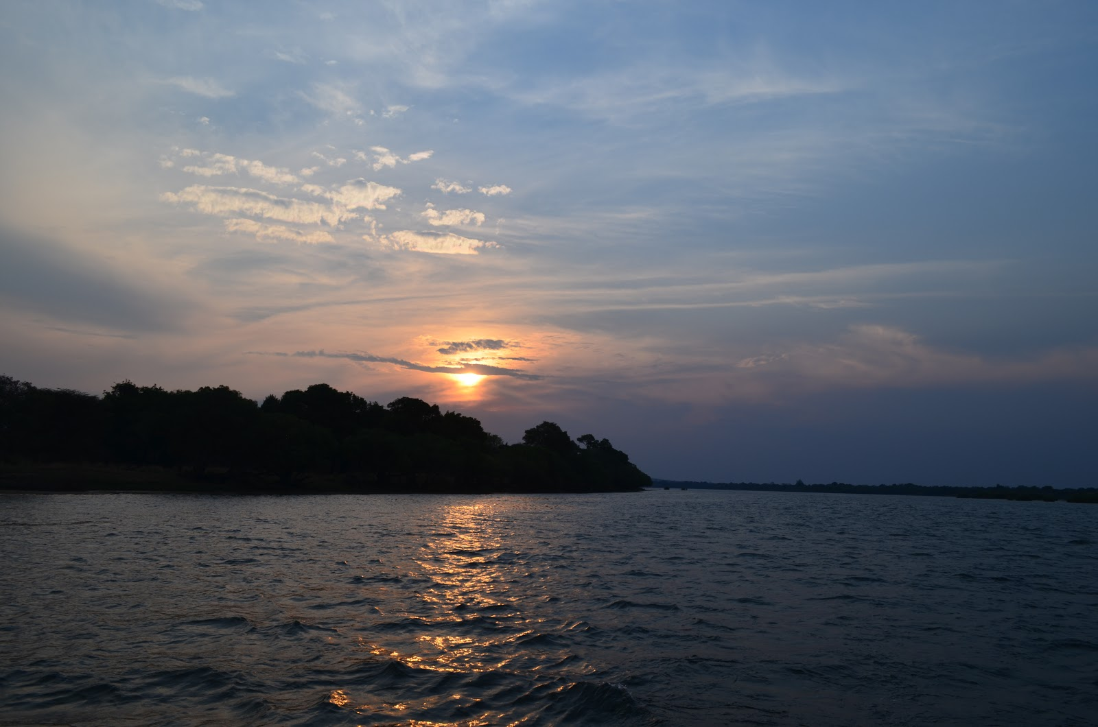 Zambezi River at Sunset / Rishav Nair