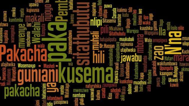 swahili language