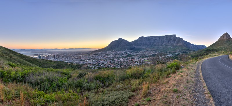Table Mountain National Park Gets Facelift