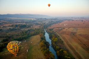 Magaliesburg balloon