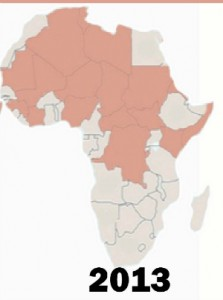 PRI africa cutout