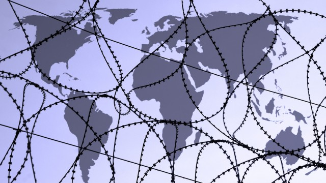 africa barbed wire