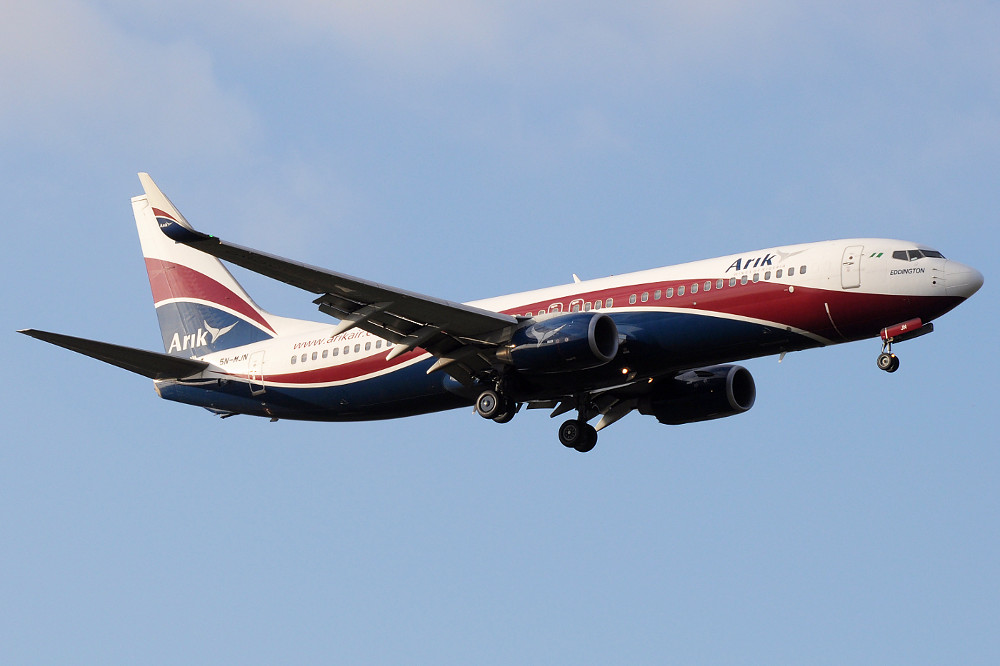 Arik Air and ASKY Air Suspend Flights Due To Ebola