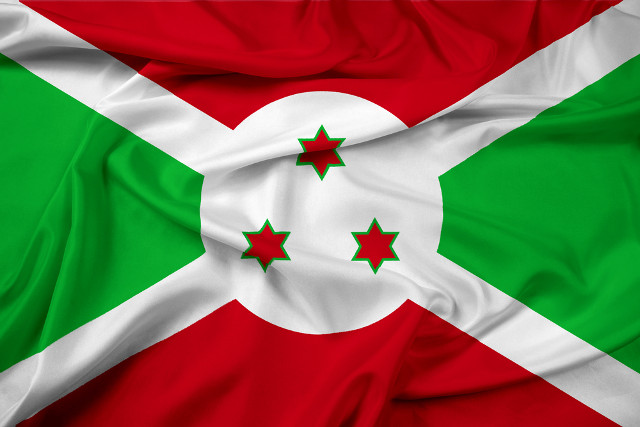 The Burundi Flag