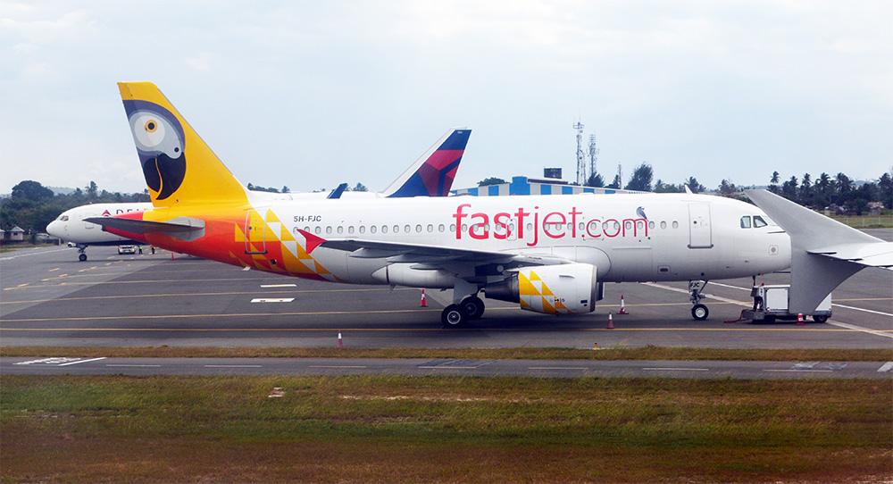 fastjet airline