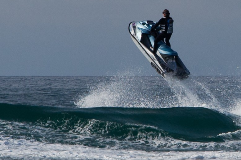 Jet Skiing (Mike Baird/Flickr)