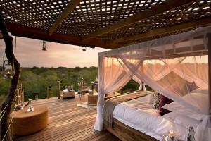 lion sands treehouse