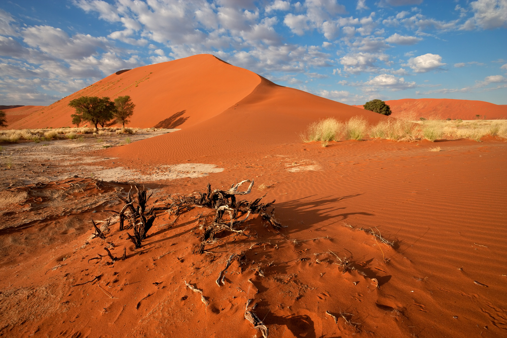 New Desert Lodge Opens In Namibia