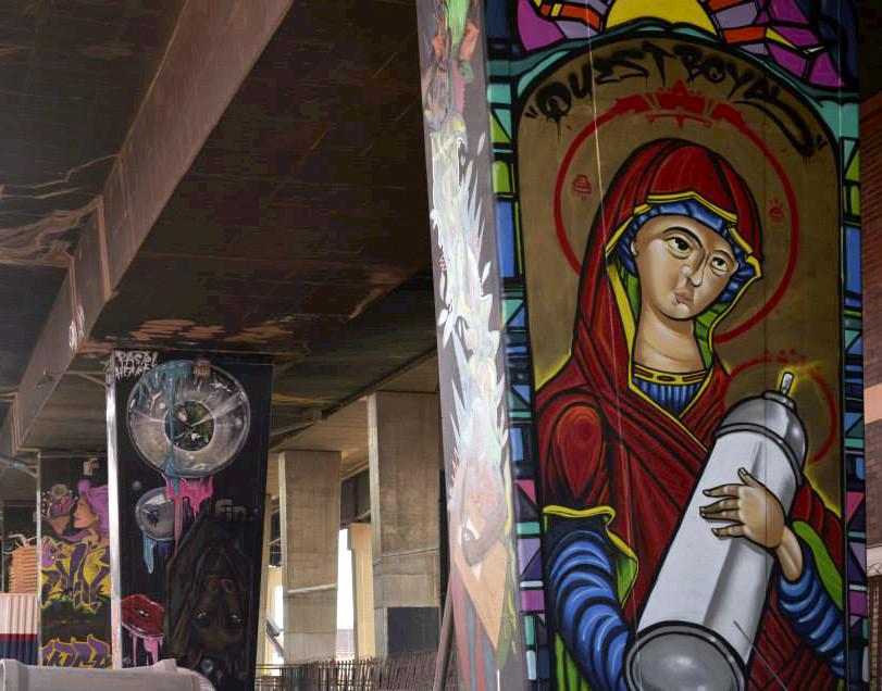newtown graffiti