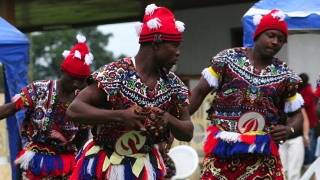 nigerian culture dance