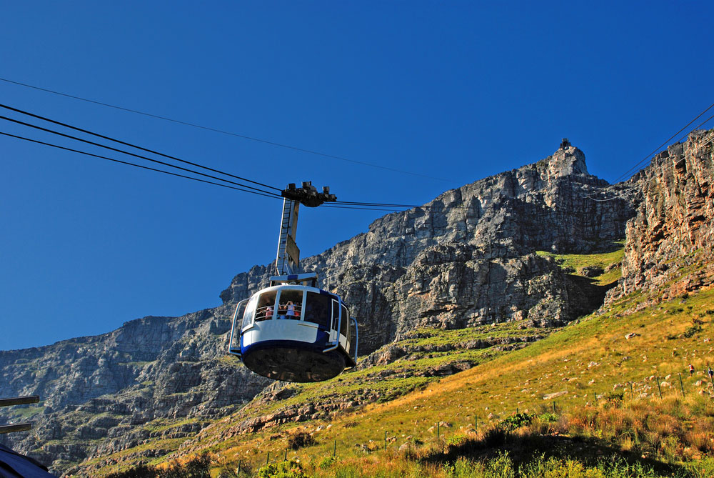 Table Mountain Cableway To Close For Maintenance