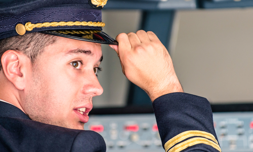 South African Airways Pilot Strips To Underwear, Gets Arrested