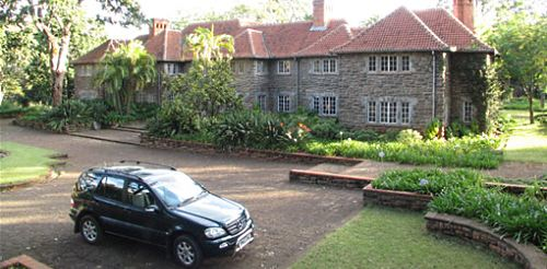 Marula Manor, Karen, Nairobi. (Courtesy of Marula Manor)