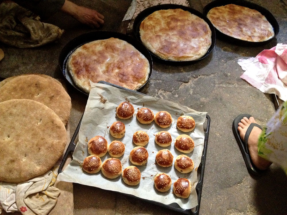 Foodie Friday Photo: Bread And Pastries In The Fez Medina